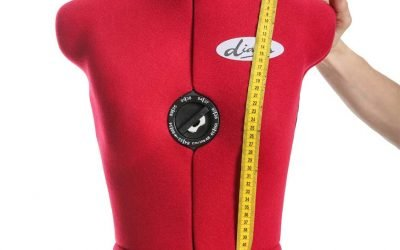 Find the right adjustable mannequin size